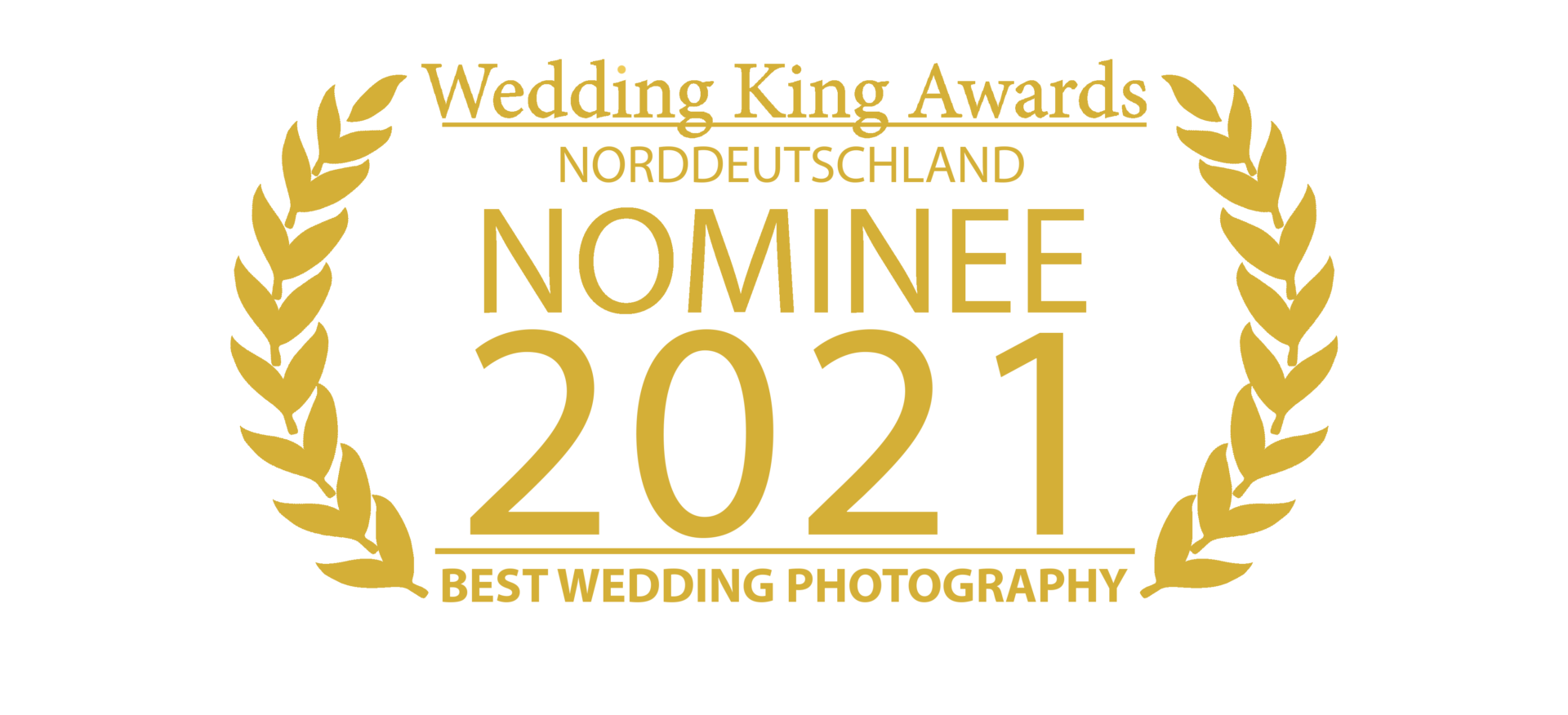 Wedding Award Germany Logo Photography
