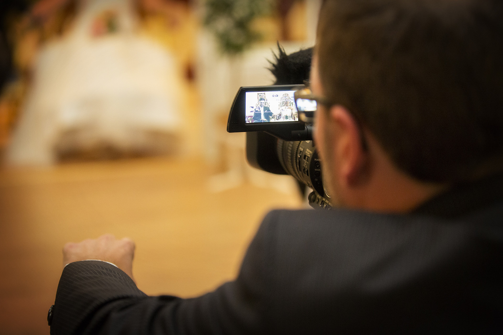 Videozauber bei den Wedding King Awards Germany