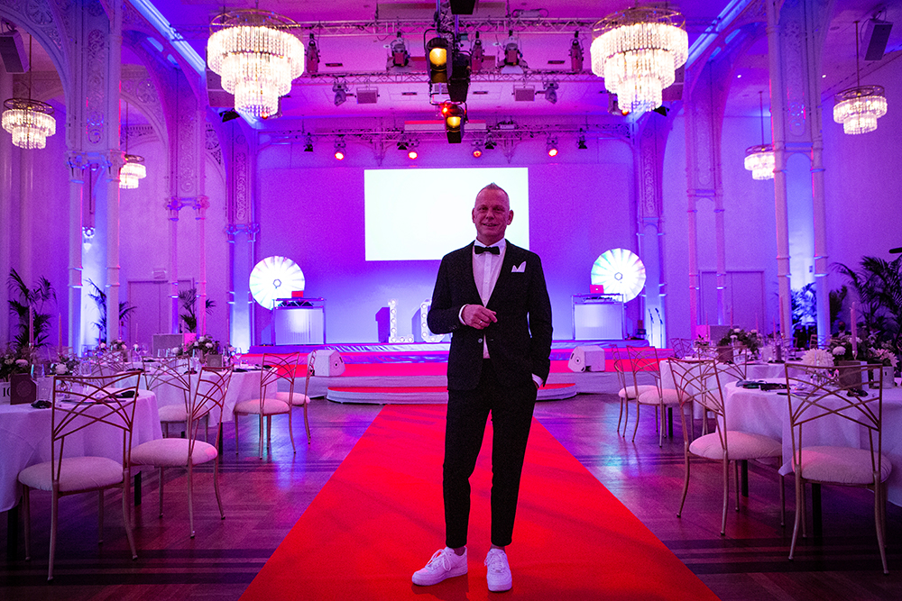Grimmi bei den Wedding King Awards Germany
